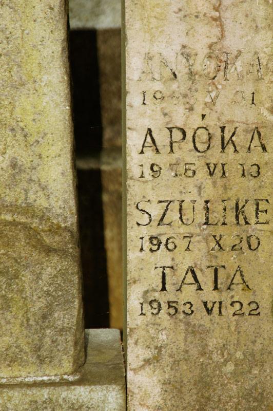 Nógrádon kívül - Farkasréti temető II.