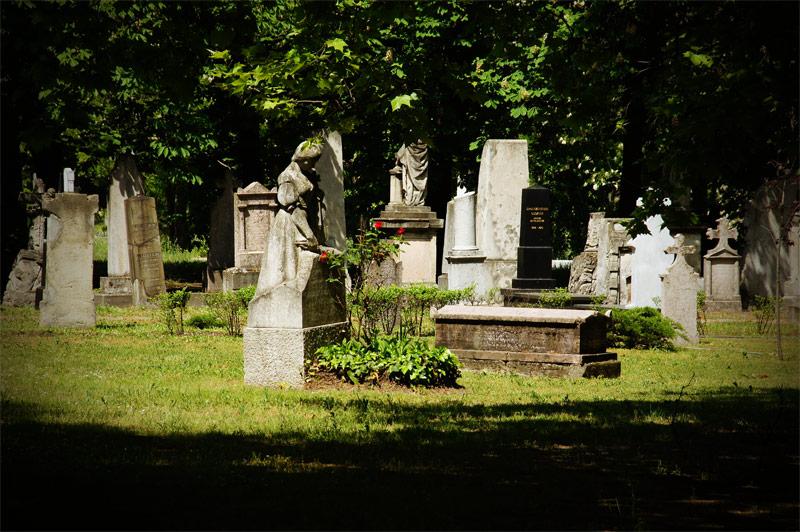 Nógrádon kívül – Fiumei úti temető I.