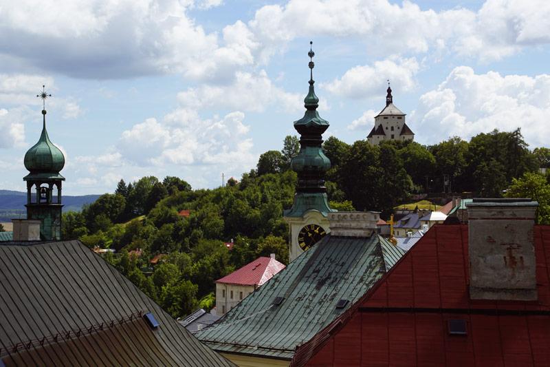 Nógrádon kívül -  Selmecbánya - Schemnitz - Banská Štiavnica I.