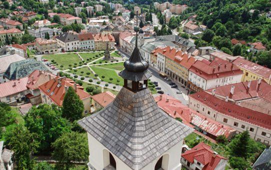 Nógrádon kívül - Körmöcbánya - Kremnica - Kremnitz - Cremnicium)