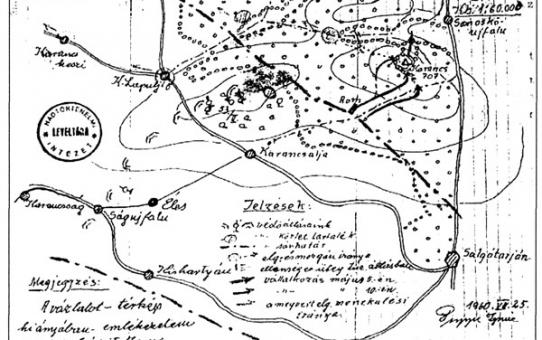 Nógrád vármegyében történt 100 éve – májusban