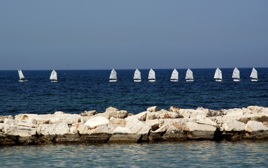 Nógrádon kívül – Puglia – Bari II.