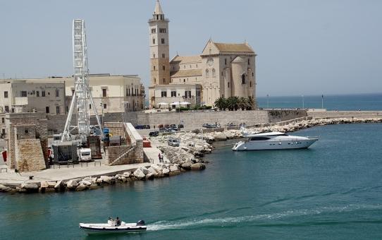 Nógrádon kívül – Puglia – Trani