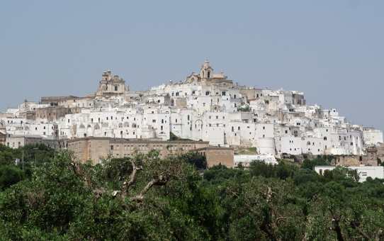 Nógrádon kívül – Puglia – Ostuni