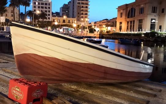 Nógrádon kívül – Puglia
