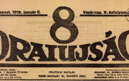 Salgótarjánban történt 100 éve - januárban 1. rész