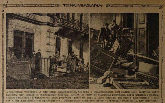 Salgótarjánban történt 100 éve - januárban 2. rész