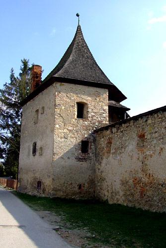 Divény várkastély