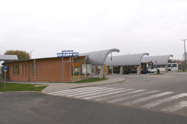 Szécsény autóbuszállomás