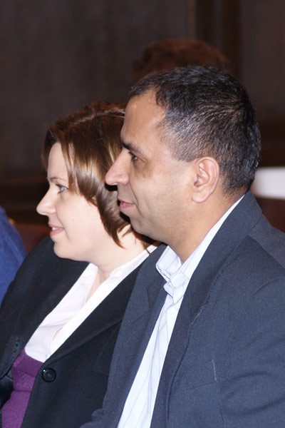 Shah Timos és Gabriella