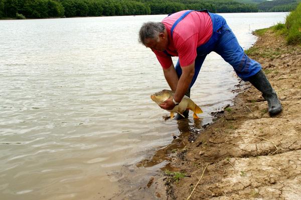 Komra-völgyi víztározó