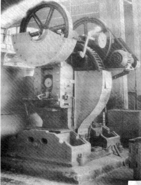 Belga vasgerenda egyengetőgép