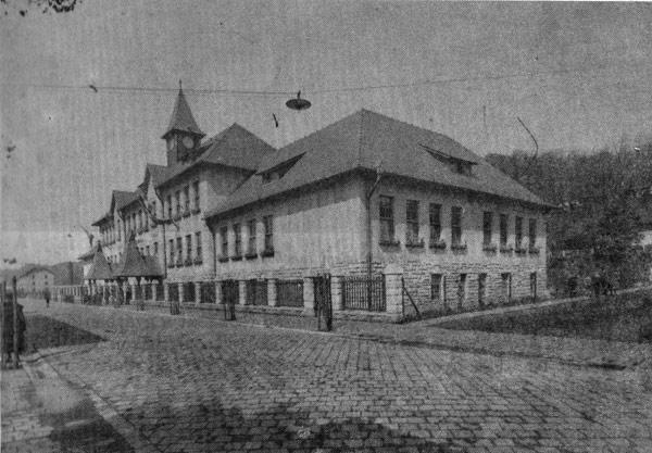 Acélgyári iskola