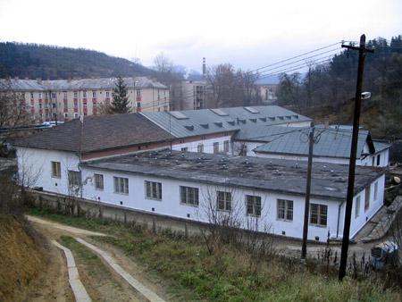 Acélgyári kórház